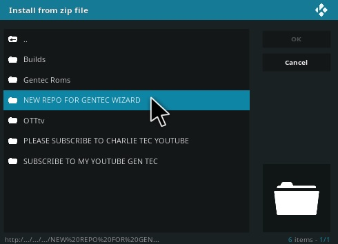 How To Install StarTec Modbro Kodi Addon Step 12