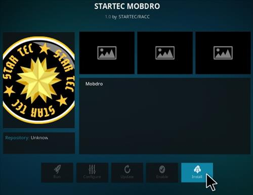 How To Install StarTec Modbro Kodi Addon Step 19