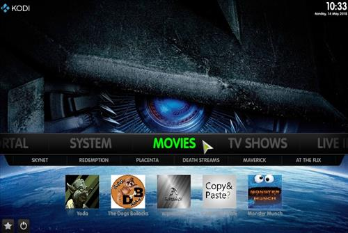 How to Install Continuum Kodi Build Screenshot 1