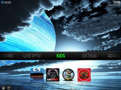 How to Install Continuum Kodi Build Screenshot 2