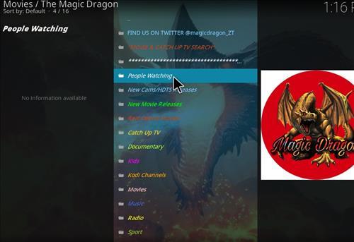 How to Install The Magic Dragon Kodi Add-on pic 2