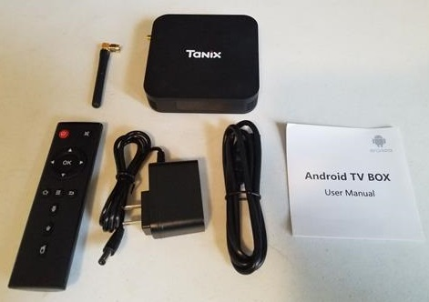 Review Tanix TX28 Android TV Box RK3328 4GB RAM ALL