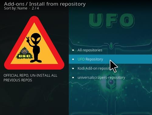 How To Install Galaxy Kodi Addon Step 15