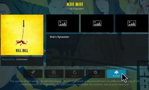 How To Install Kill Bill Kodi Addon Step 22