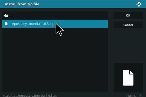 How To Install Now TV Kodi IPTV Addon Step 12