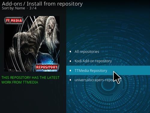 How To Install Now TV Kodi IPTV Addon Step 15