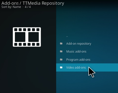 How To Install Now TV Kodi IPTV Addon Step 16
