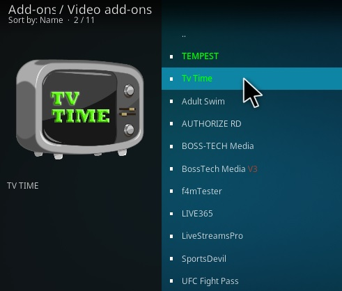 How To Install Now TV Kodi IPTV Addon Step 17