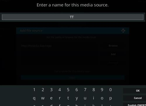 How To Install Now TV Kodi IPTV Addon Step 6