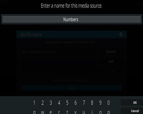 How to Install Flix Sport Kodi Addon New Repo Numbers Step 6