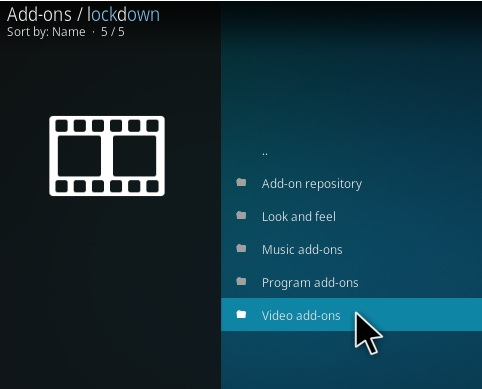 How to Install Lock and Load Kodi Addon Step 16