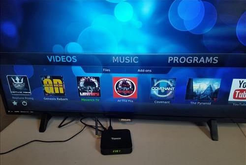 Review Tanix TX28 Android TV Box RK3328 4GB RAM Kodi