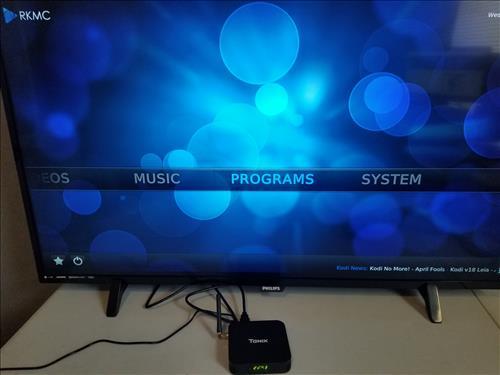 Review Tanix TX28 Android TV Box RK3328 4GB RAM RKMC