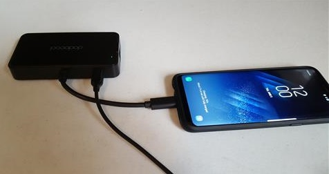 Type-C Hub with Android Smartphone Power 2