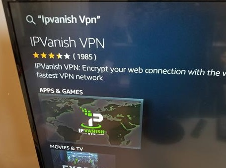 What is The Best VPN for the Fire TV Stick and Kodi Step 2