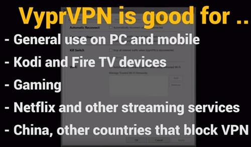 Best VPN Services 2018 VyprVPN