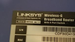 How To Flash a Linksys WRT54G Router with DD-WRT Ver1.1
