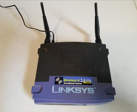 How To Flash a Linksys WRT54G Router with DD-WRT