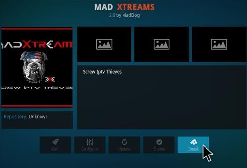 How To Install Mad Xtreams Kodi Addon Step 19