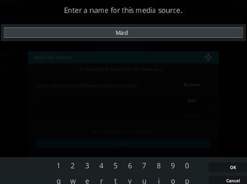 How To Install Mad Xtreams Kodi Addon Step 6