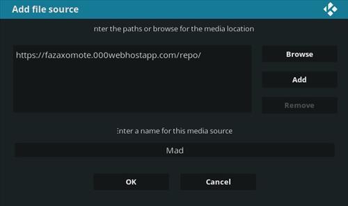 How To Install Mad Xtreams Kodi Addon Step 7