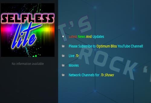 How To Install Selfless Lite Kodi Addon | WirelesSHack