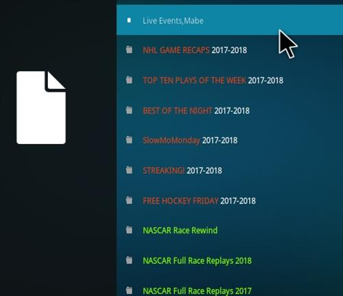 How To Install Shark Kodi Sports Addon Overview