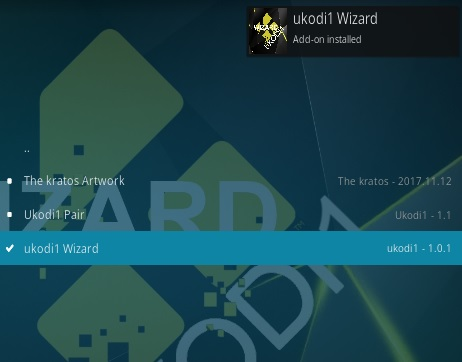 How To Install Ukodi1 Light and Tight Kodi Build Step 20