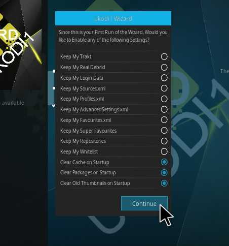 How To Install Ukodi1 Light and Tight Kodi Build Step 22