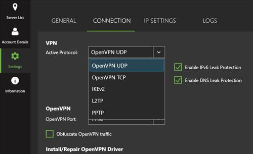 How To Speed Up a VPN Connection IpVanish 1