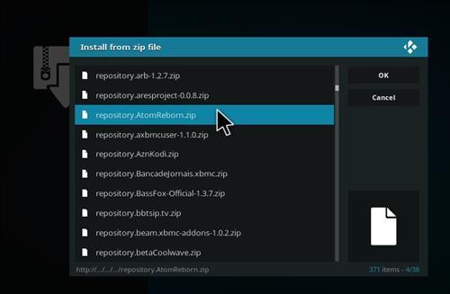 How to Install Legion'N' Unhinged Kodi Add-on 13
