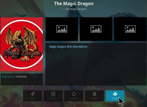 How to Install The Magic Dragon Kodi Add-on New V2.5 Step 19