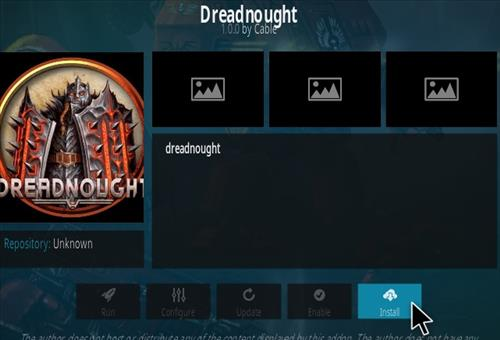 How To Install Dreadnought Kodi Addon Step 18