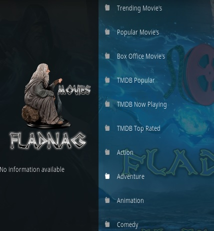 How To Install Fladnag Movies Kodi Addon Overiew