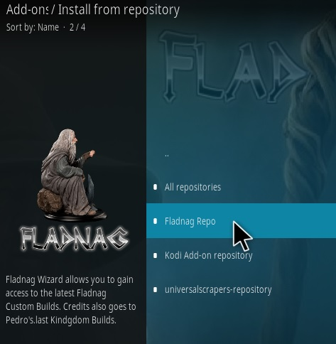 How To Install Fladnag Movies Kodi Addon Step 15
