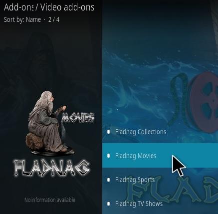 How To Install Fladnag Movies Kodi Addon Step 17