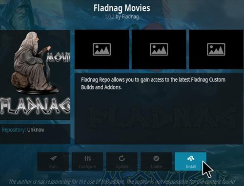 How To Install Fladnag Movies Kodi Addon Step 18