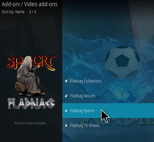 How To Install Fladnag Sports Kodi Addon Step 17