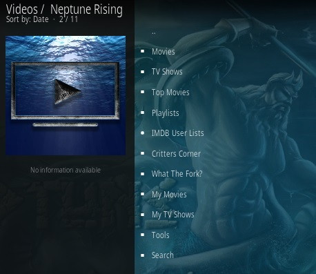 How To Install Kodi 18 Leia and Neptune Rising Using 1