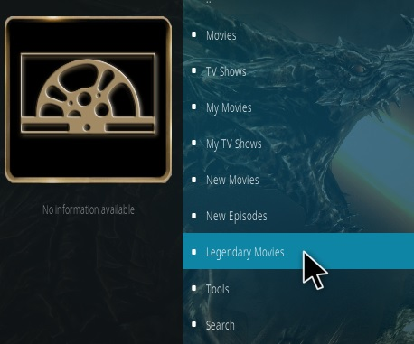 How To Install Legendary Kodi Addon Overview