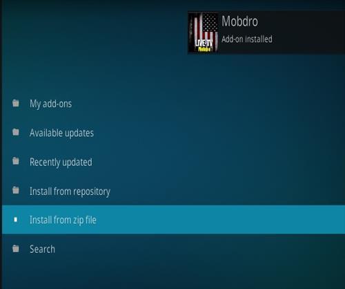 How To Install Mobdro Kodi Addon   WirelesSHack