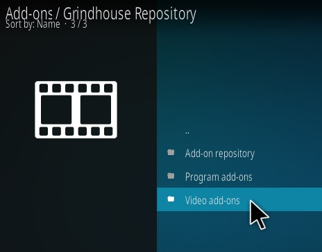 How to Install Grindhouse Fitness Kodi Addon Step 16