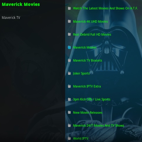 How to Install Mavirck TV Kodi Add-on New A 2018 Step Overview