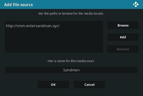 How to Install Scythe Kodi Add-on Step 7