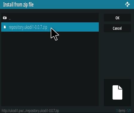How To Install DeathStar Kodi Addon New URL Step 12