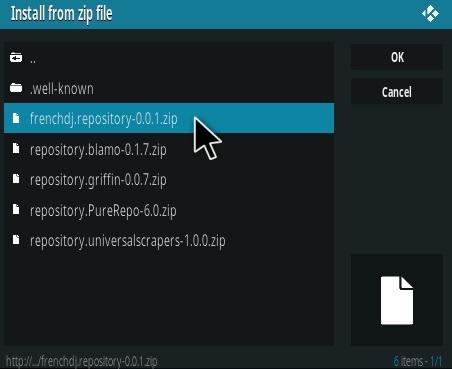 How To Install FDJ.HD Kodi Video Addon Step 12