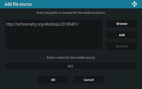 How To Install Kodi Addon Crazy New URL 777 Step 7