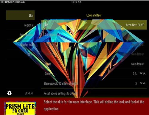 How To Install Prism Lite Kodi Build Step 31
