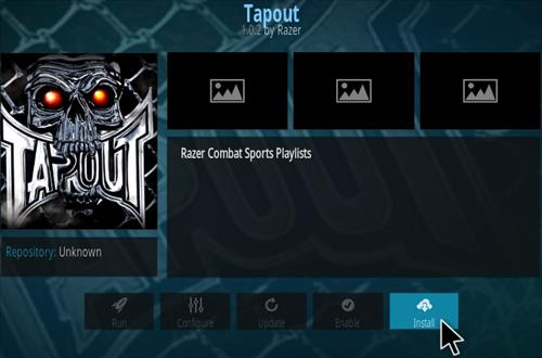 How To Install Razor Kodi repo New Ver 405 Step 18
