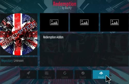 How To Install Redemption Kodi Addon New Step 18